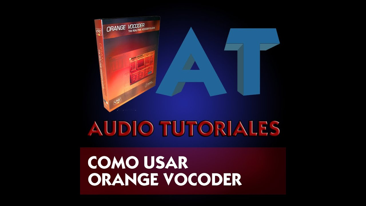 orange vocoder download