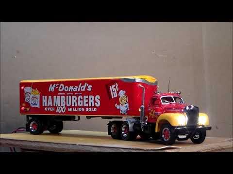 McDonalds Tractor Trailer