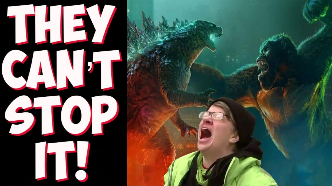Godzilla Vs Kong SILENCES the haters! Big box office numbers SMASH duds like Wonder Woman 1984!