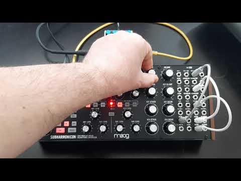 Moog Matriarch   First Impressions with LP Giobbiиз YouTube · Длительность: 3 мин3 с