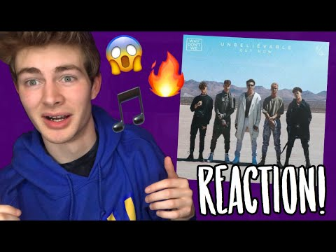 "Why Don't We - ""Unbelievable"" REACTION!"