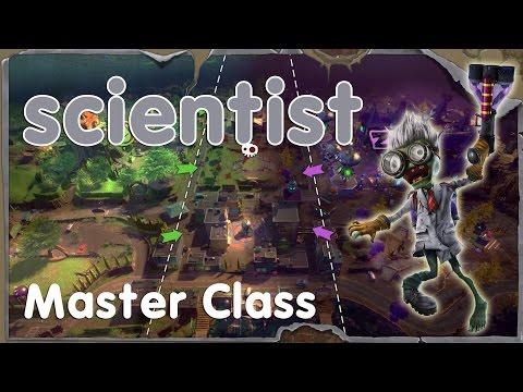 Plants Vs Zombies: Garden Warfare 2 - Scientist