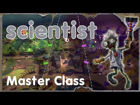 Plants Vs Zombies: Garden Warfare 2 - Scientist
