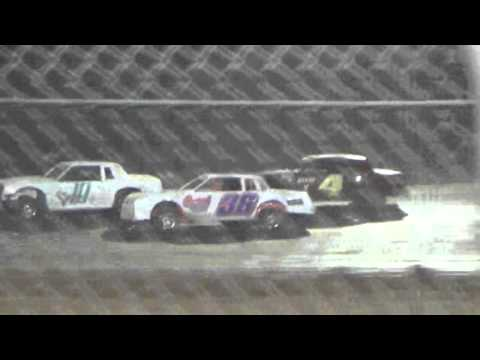 Ark La Tex Speedway factory stock D main 3 part 2 cajun classic