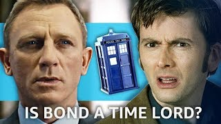 James Bond is a Dr. Who Time Lord | Prime Video