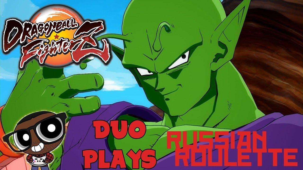 Dragonball z russian roulette