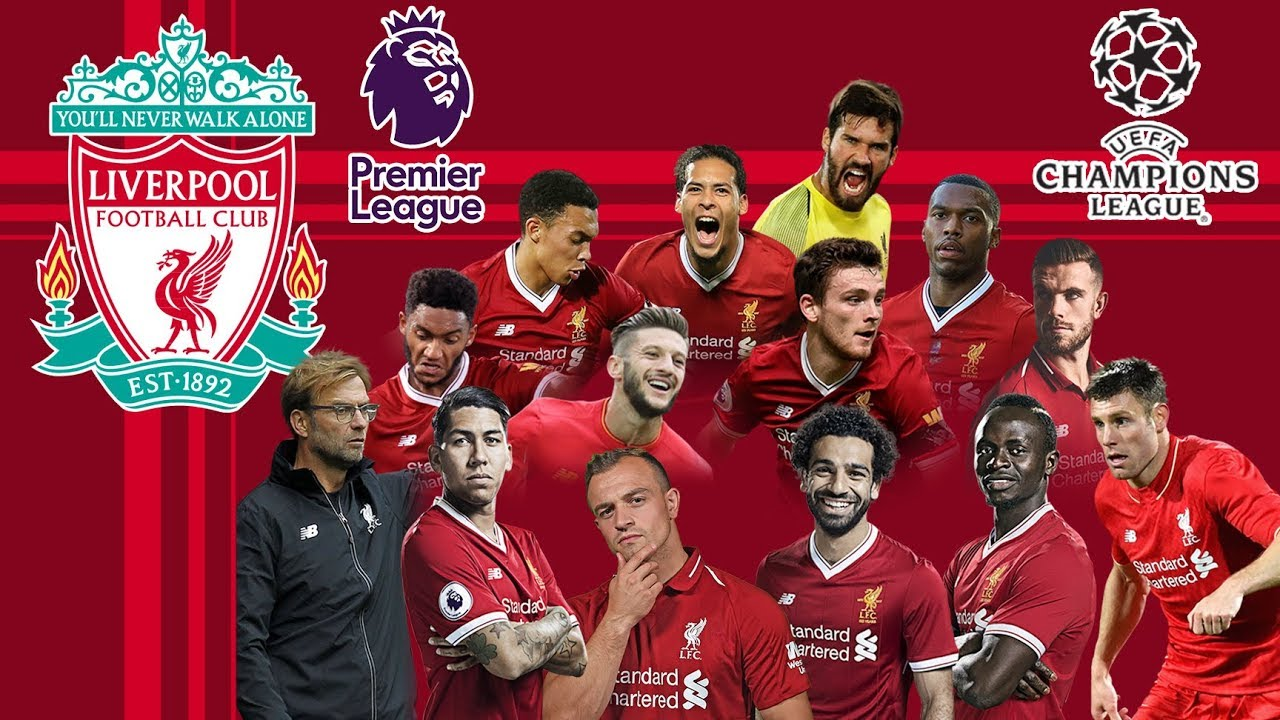 LIVERPOOL FC Album | Premier League 2019 | Champions ...