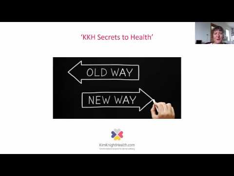 Kim Knight - The 'Stress Regeneration' cycle and 4 emotional