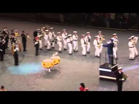 Peiner Fans der owl town pipe and drum band-ausmarsch von oliver fricke-bremen 2012