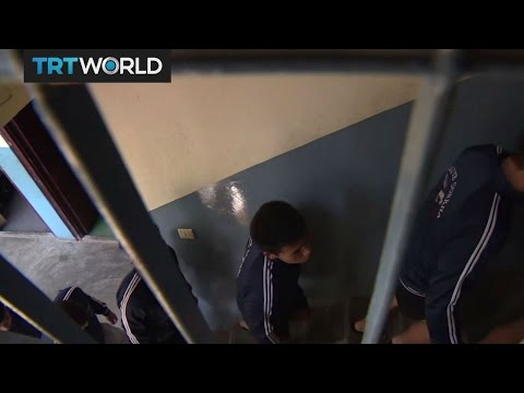 Gurkha Students: Teenage boys trained to become Gurkha soldiers