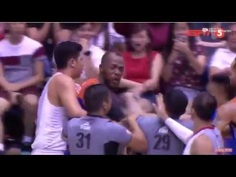 Greg Slaughter and Marqus Blakely's Double Technical Foul For TAUNTING (VIDEO)