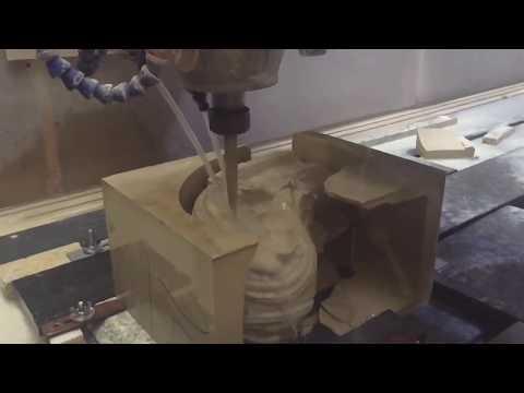 Изготовление декоративных 3D элементов из натурального камня