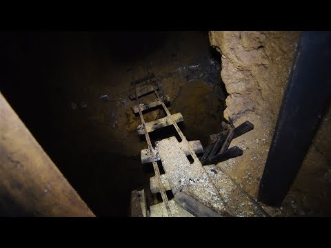 Exploring The Abandoned Empire Mine (PART 6 - FINAL)