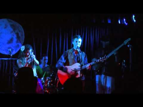Reel of Cd Release show, Cafe DuNord, SF