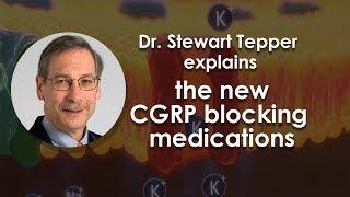 Shades of Migraine - Episode 16 - The New CGRP Blocking Migraine Treatments