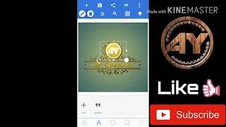 Download Cara Bikin Logo Ala Signature.!! Di Pixellab