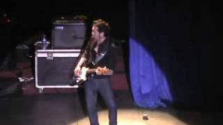 Purple Nights (Solo Antonio Torres - Mistreated) en Vivo Teatro Roxy Mar del Plata 17/09/2011