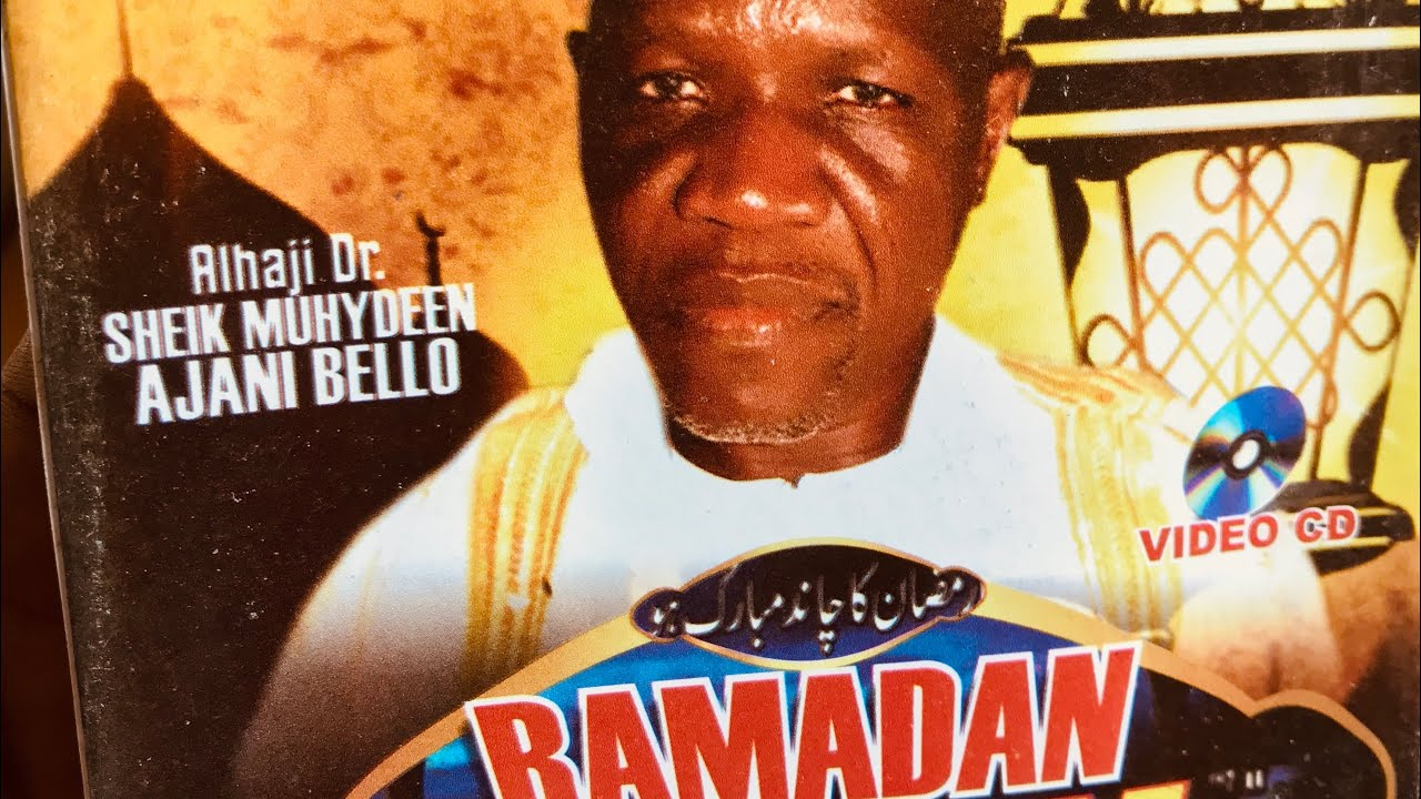 Download RAMADAN KAREEM BY SHEIKH MUYIDEEN AJANI BELLO,PLS .SUBSCRIBE TO MOSEBOLATAN TV FOR LATEST VIDEO