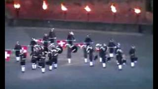 Edinburgh Military Tattoo - Swiss Drumline - Top Secret