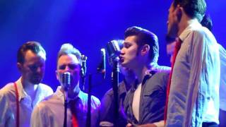 the baseballs 29 10 2011 graz hard not to cry acapella