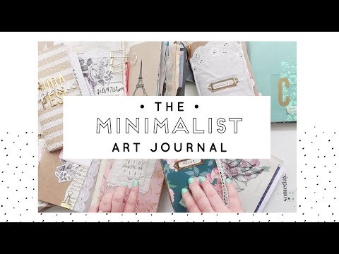 The Minimalist Art Journal 2