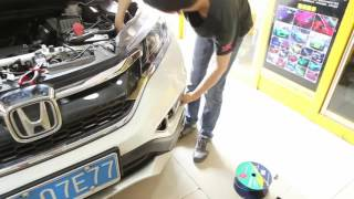Installation video of Daytime Running Light  2015 2016 Crv(Installation video of Daytime Running Light 2015 2016 Crv., 2016-06-13T04:13:38.000Z)
