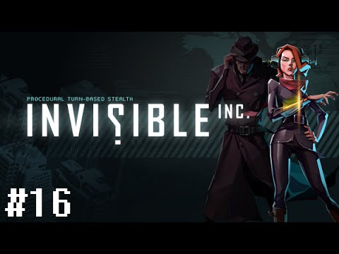 Invisible, Inc. [Episode 2.6, Brasilia Manufacturing]
