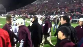 Egg Bowl postgame