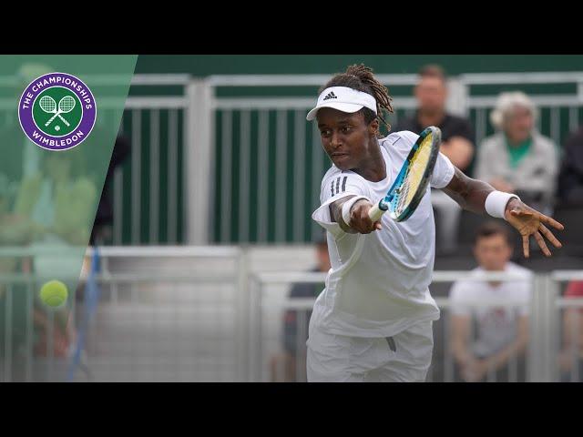 Live: Wimbledon Qualifying Day Three