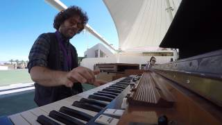 Carey Frank's hammond 'squabble' organ solo over If I had My Life