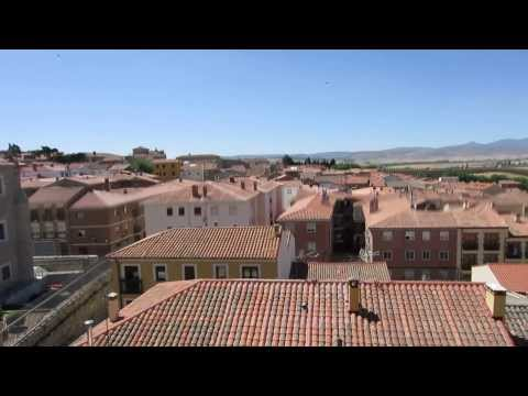 Avila - Spain - City Walls (North West) - 24-JUL-2013
