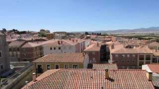 Avila - Spain - City Walls (North West) - 24-JUL-2013