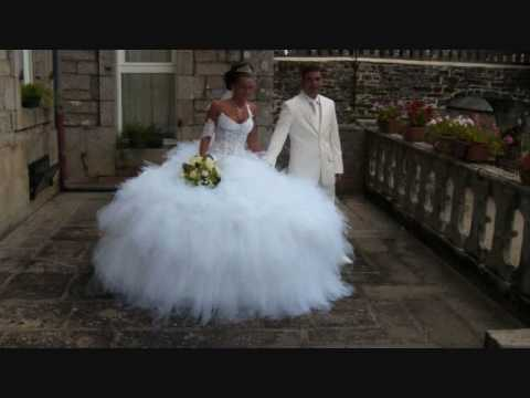 robe de marie gino lapouge - Mariage Gitan Voyageur
