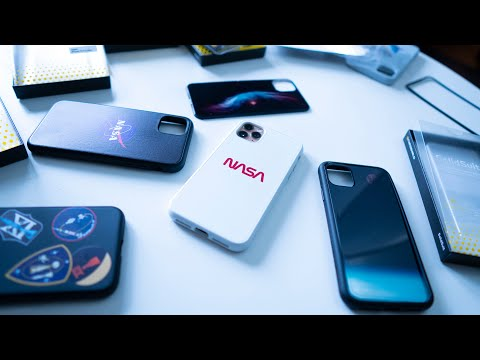 Nasa Sent Me Iphone 11 Cases For You Rhinoshield Cosmos Collection Youtube