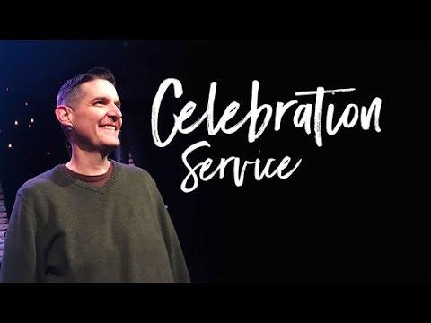 Celebration Service | Jonathan Alexander's Farewell Message
