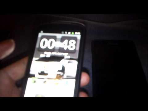 Samsung Galaxy S2 vs HTC Nexus One vs Iphone4- Screen Comparison