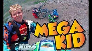 MEGAVALANCHE 2017 // MEGA KIDS FULL RUN