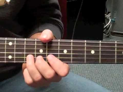 Beginner Lead Guitar Lesson How To Bend Strings