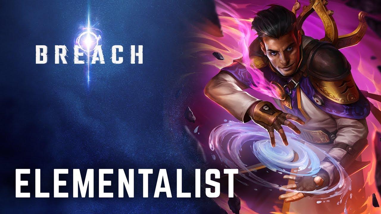 Breach – Elementalist Class Trailer