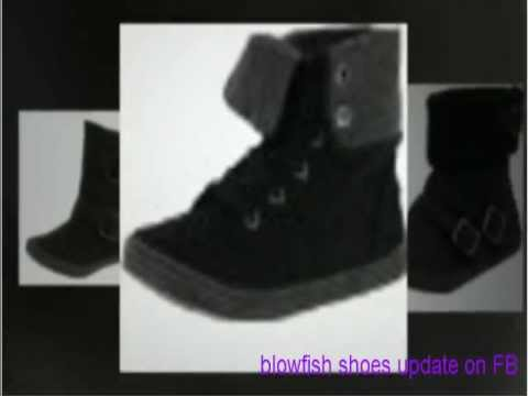 View The New Blowfish Shoes Bootie
