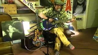 John Lennon - Dear Yoko - Acoustic Cover - Danny McEvoy