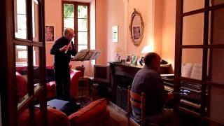 Maurice Ravel   Pavane  (flute & piano)