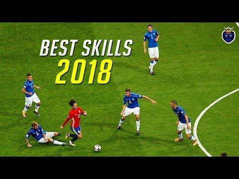 Football Crazy Skills ● 2017/2018 HD