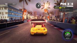 Dirt Showdown - Gameplay PC Max Settings - Radeon 7850 2Gb (HD)