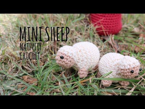 PATTERN: Sheep - Amigurumi lamb - Crochet tutorial with photos ... | 360x480
