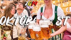 MUNICH OKTOBERFEST 2019 & Planning tips for Oktoberfest 2020 ( Octoberfest Wiesen )