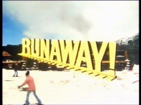 Runaway!  Full Length Uncut Train Movie from 1973 -- Starring Ben Johnson