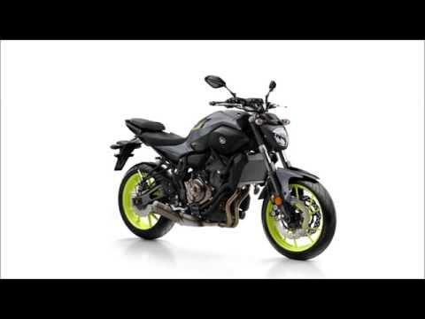 Yamaha Modelle 2017 in neuen Farben!