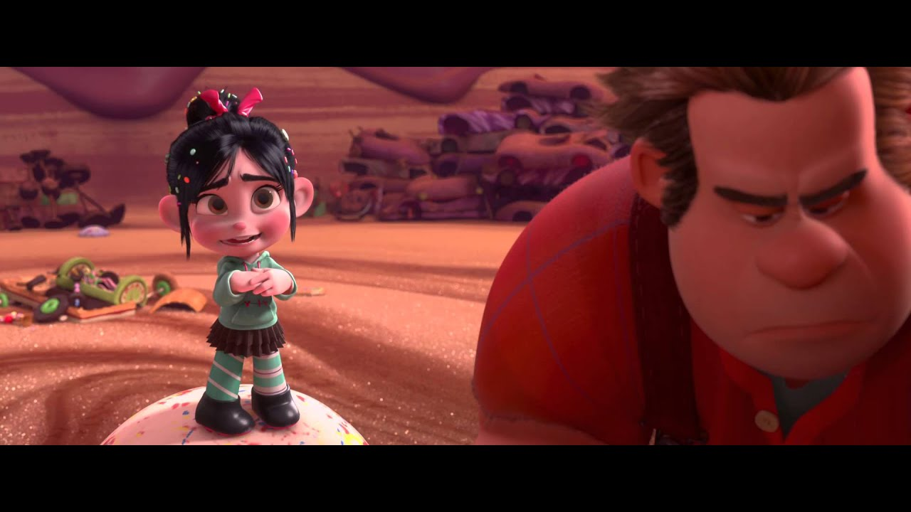 Cute Star Wars Wallpaper Detona Ralph Ralph E Vanellope Fazem Um Acordo Youtube
