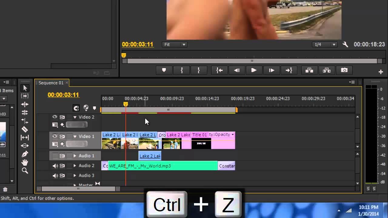 Free Download Adobe Premiere Pro CS6 Video Editing | Top ...